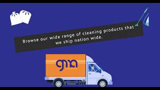 Commercial Cleaning Supplies | GMA Supplies