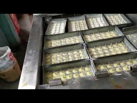 Automatic Kulfi Making Machine