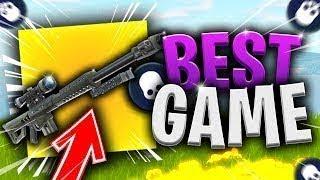 FORTNITE BATTLE ROYAL / Montage sniper !!