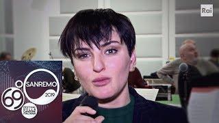 """Arisa Presenta """"Mi Sento Bene""""   Festival Di Sanremo 2019"""