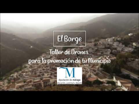 Vídeo promocional de El Borge dirigido por los jóvenes del municipio