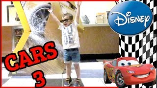 KIDS PREVIEW CARS 3!!