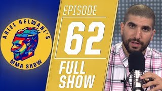 Colby Covington, Tony Ferguson, Jorge Masvidal    Ariel Helwani's MMA Show [Episode 62 – 9/9/2019]