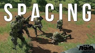 WATCH YOUR SPACING | ARMA 3 FUNNY MOMENTS