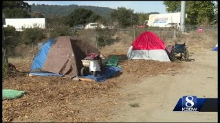Unpopular Santa Cruz homeless camp returns