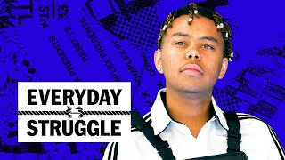 YBN Cordae on 'The Lost Boy' Album, Why 'OGs' & 'Old Heads' are Not the Same | Everyday Struggle