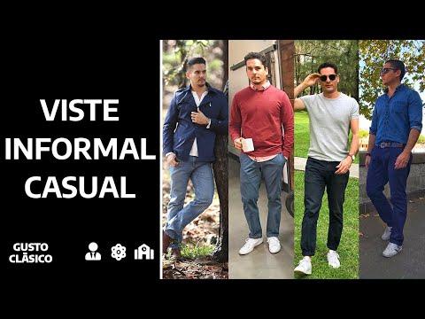Informal y Casual | Códigos de Vestimenta