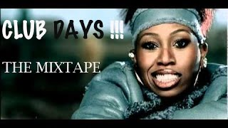 HIP HOP - CLUB DAYS  The Mixtape By DJ Magic Flowz