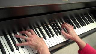 Close Every Door To Me Piano Instrumental (Andrew Lloyd Webber)