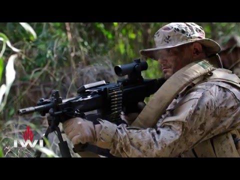 נשקים ישראליים ומשוכללים בפעולה