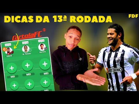 DICAS #13 CARTOLA FC - TIME PRA MITAR!!!