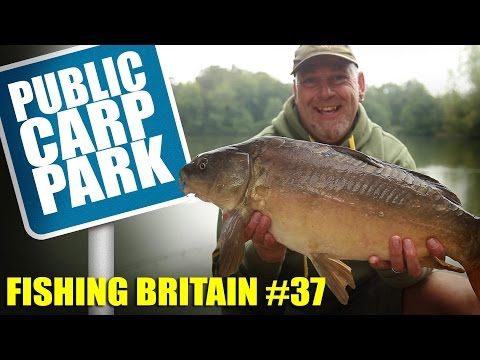 Public Carp Park – Fishing Britain, episode 37