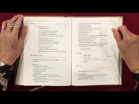 30e dimanche ordinaire C - 2e lecture
