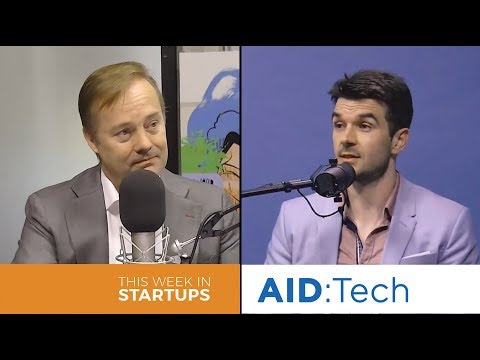 AID:Tech Co-Founder Niall Dennehy with Jason Calacanis on This Week in Startups