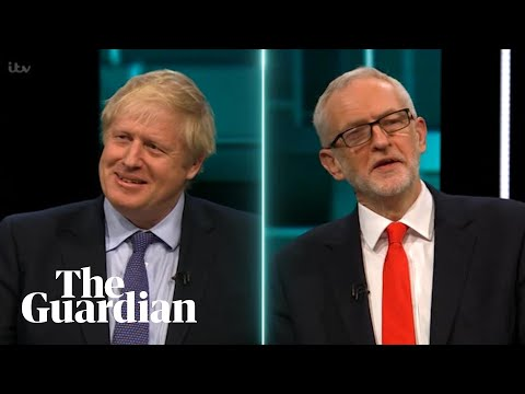 Boris Johnson and Jeremy Corbyn reveal what they would get each other for Christmas