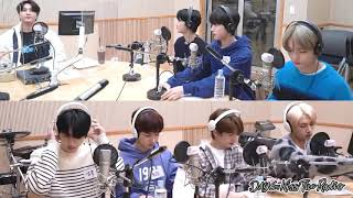 [SUB INDO] DAY6's Kiss The Radio with ENHYPEN