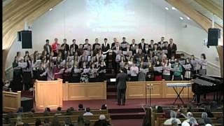 О Боже Вечный. Молодёжный хор.