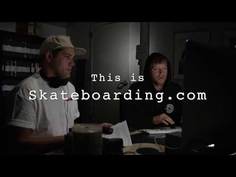 Wes Kremer Skateboarding.com Commercial