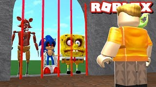 BUILD TO SURVIVE MONSTERS IN ROBLOX | Island 2