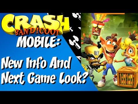 Crash Bandicoot komt officieel naar iPhone en Android! (Video)