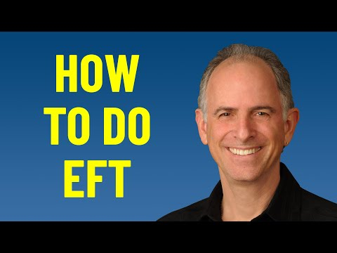 How to Do EFT Tapping Therapy – EFT Basic Recipe Tutorial