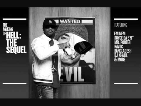 Bad Meets Evil - Living Proof  (Eminem and Royce da 5'9)