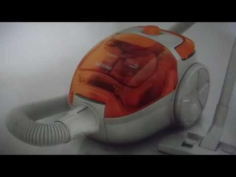 My new Philips easygo bagless vacuum.