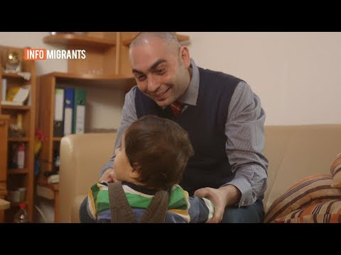 """""""The most difficult thing in Germany is the language"""", says lawyer Khaled Ammhan"""