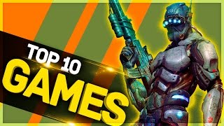 TOP 10 Best Games for Low PC