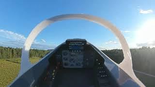 Freewing L-39 Albatross FPV with headtracker