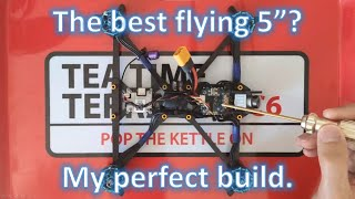 """My perfect AOS 5 Freestyle Build. I'm trying to make the world's best flying 5"""" FPV freestyle drone."""
