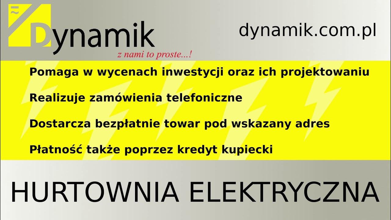Reklama firmy Dynamik
