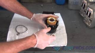 Engine Oil Change and Filter BMW X5