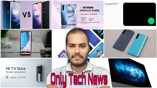 Tech News: OnePlus Nord Sales Tonight, Realme 6 Pro Sale, OnePlus 7 & 7Pro Update, Apple iMac Lunch