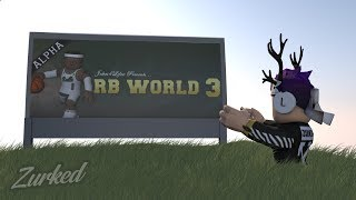 RB WORLD 3 ALPHA LIVESTREAM! This will end at 5:10.