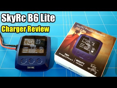 SkyRc B6 Lite Lipo Charger In Depth Review