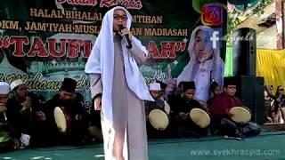 Meriahnya Syekh Rasyid Tampil Full Di Indramayu