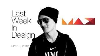 Last Week In Design: Adobe Max 2018 Announcements, News & Recap