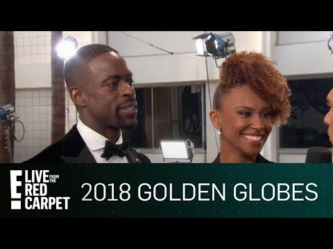 Sterling K. Brown Explains Surprising Home Birth Story | E! Live from the Red Carpet