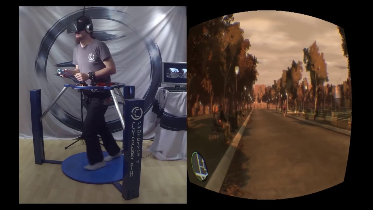 Grand Theft Auto In Oculus Rift's Virtual Reality Lets You Take It To The Streets