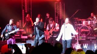 The Jacksons: Medley - I Want You Back, ABC, Love You Save - Apollo Theater New York, NY 6/28/12