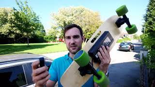 eSkateboard schon ab 149 Euro | Einfach geil & gefährlich! | Archos SK8 Testfahrt