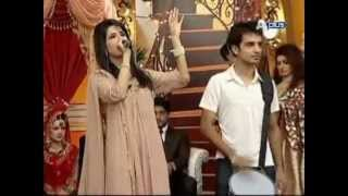 Tayyaba And Umair Zubair Sasural Genda Phool Fiza Wedding Show A Plus