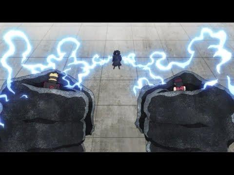 Боруто и Сарада против Шинки (Полный бой) Экзамен на Чунина/ Боруто новое поколение Наруто