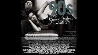 DJ DOTCOM PRESENTS 90'S CLASSIC SOULS MIX VOL 2 GOLD COLLECTION