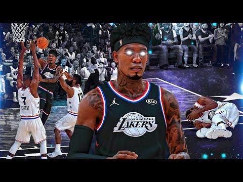 Craziest All Star Game Ever | Ended Kevin Durant's Career | NBA 2k19 MyCareer #49