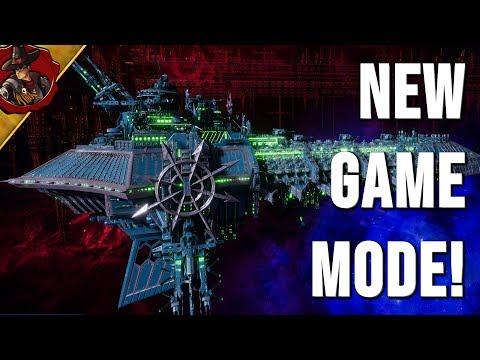 Meggafleets 1v1's | Battlefleet Gothic Armada 2