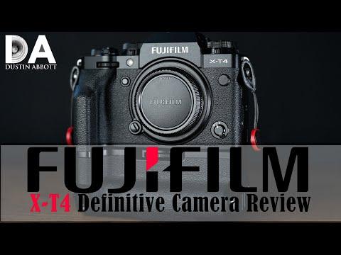 External Review Video TS-lUCJXgT4 for Fujifilm X-T4 APS-C Camera