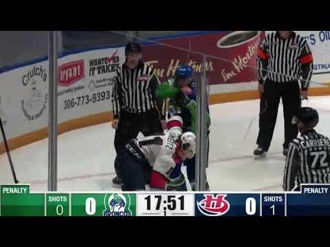 Matthew Benson vs. Dino Kambeitz