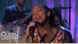 """Queen Latifah Performs """"The Same Love That Made Me Laugh"""""""